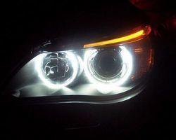 Angel Eyes 25W BMW
