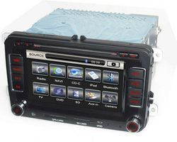 DVD, GPS Volkswagen  GPS DVD DIVX BLUETOOTH