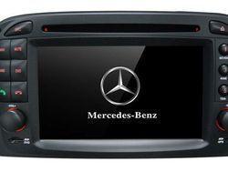 DVD, GPS Mercedes Auto-radio GPS pour Mercedes S