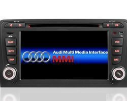 GPS DIVX DVD Audi A3 GPS