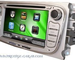 AUTORADIO HD GPS FORD MONDEO FOCUS S-MAX