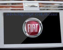 AUTORADIO HD GPS  FIAT 500 BEIGE