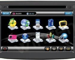 AUTORADIO HD GPS  DACIA DUSTER
