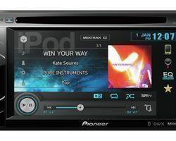 DVD PIONEER AVH-X2500BT