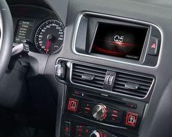 Station Multimédia GPS Premium, ALPINE STYLE Pour Q5