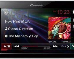 DVD PIONEER MVH-AV270BT