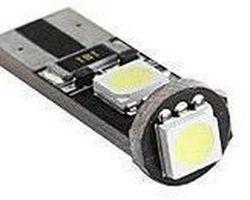 2 Ampoule T10-Anti Erreure T10-w5w