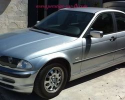 Prestige Car FB - Marseille 8 - GPS BMW E46
