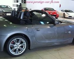 Prestige Car FB - Marseille 8 - Kit main libre BMW Z4