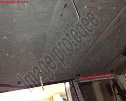 Prestige Car FB - Marseille 8 - Fibre optique mercedes Viano